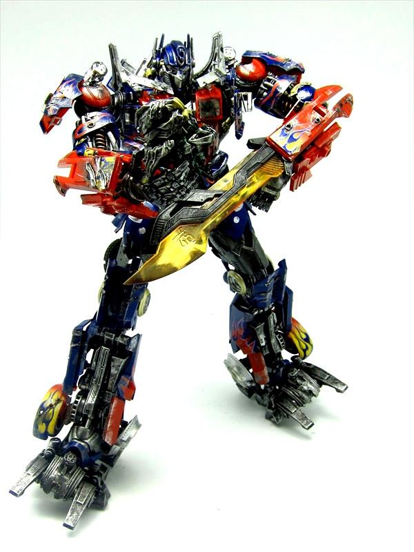 J C Sum Optimus Prime