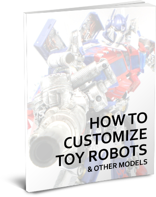 How to Customize Transformer Toys